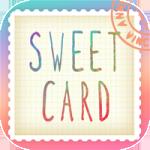おしゃれ写真加工SweetCard